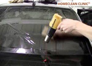 dịch vụ dán phim cách nhiệt kính xe ô tô